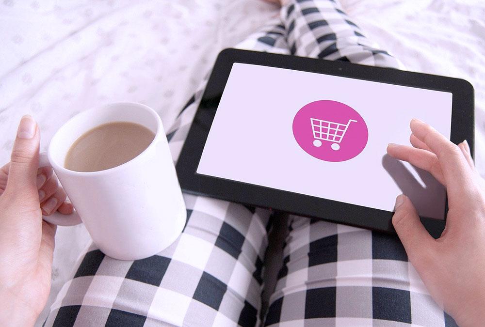 Ipad E-commerce Acquisto Online